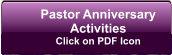 Pastor Anniversary Activities Click on PDF Icon